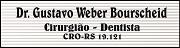 Dr. Gustavo Weber Bourscheid - Whatsapp