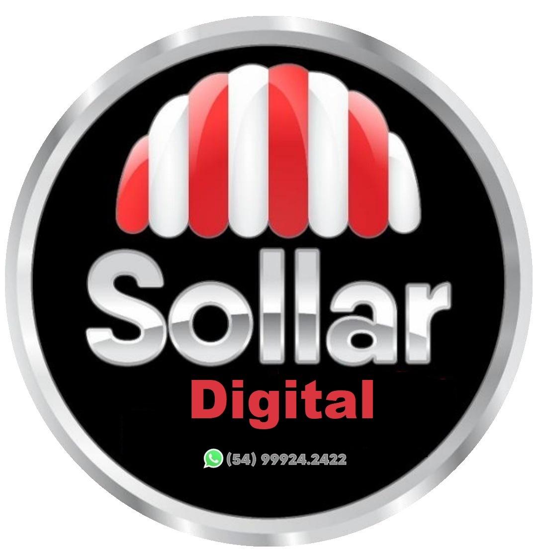 Sollar Digital Comunicação Visual - Whatsapp